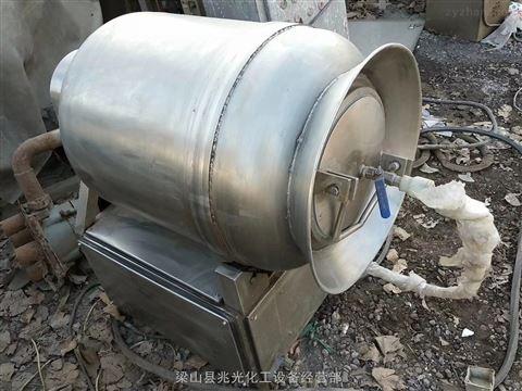 二手1600升不锈钢真空滚揉机食品机械转让