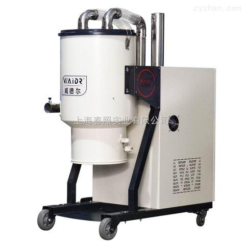 5.5KW大功率强劲吸力反吹吸粉尘工业吸尘器