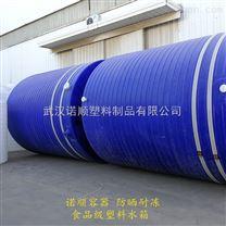 15噸氫氧化鈣塑料儲罐
