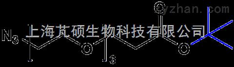 N3-PEG6-CH2CH2COOtBu;406213-76-1;叠氮
