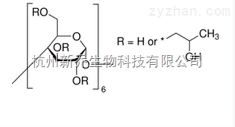 (2-羟丙基)-α-环糊精CAS号128446-33-3