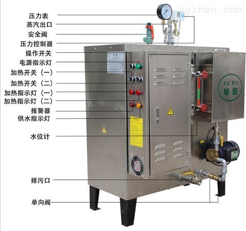 旭恩不锈钢48KW电蒸汽发生器纯度吗?