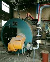 二手3吨4吨卧式全自动燃气燃油蒸汽锅炉