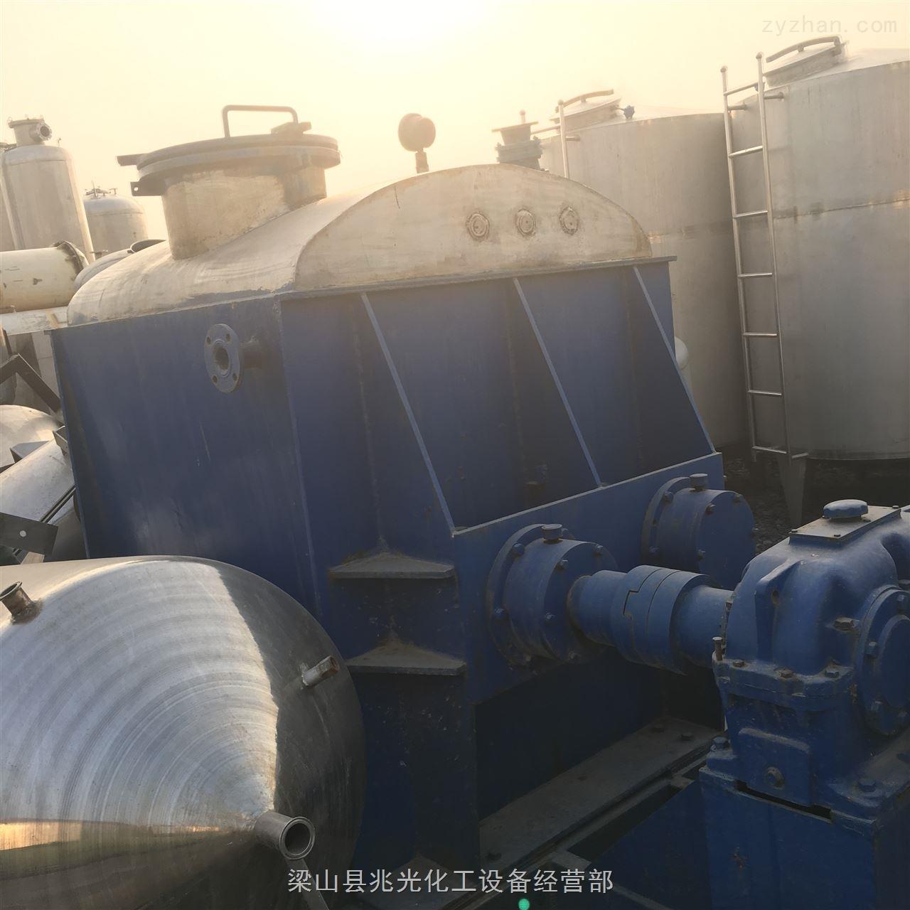 供应二手500升电加热普通捏合机下卸料