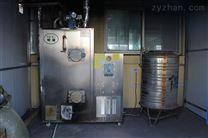 旭恩50KG生物質蒸汽發生器均衡熱量