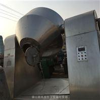 销售二手蒸汽加热双锥回转真空干燥机