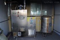 旭恩30KG生物質蒸汽鍋爐成功案例