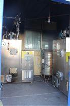 旭恩80KG生物質蒸汽發生器蒸木材