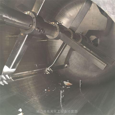 二手内外盘管加热不锈钢304L反应釜化工设备