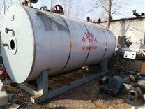 二手2噸燃氣導熱油鍋爐有機載熱體鍋爐全套