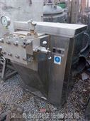 二手1吨25mpa压力高压均质机转让