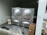 不锈钢生活水箱屋顶水箱订做
