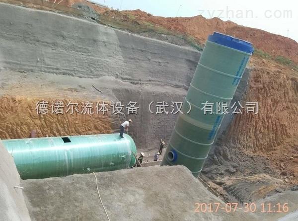 智能型一体化污水提升泵站 厂家直销