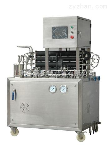 实验型UHT超高温杀菌机