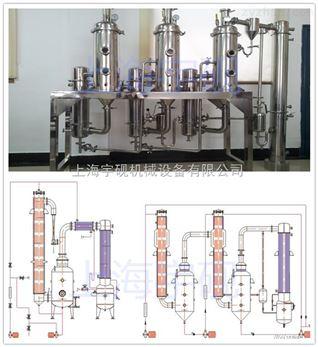 降膜浓缩蒸发器