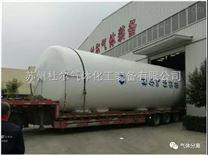 杜尔装备中标新疆10台LNG低温储罐项目