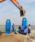 快速排水设备天津中吸式潜水轴流泵