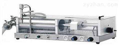 全气动半自动液体灌装机