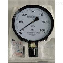 上海仪表五厂Y-150/100MPa精密压力表