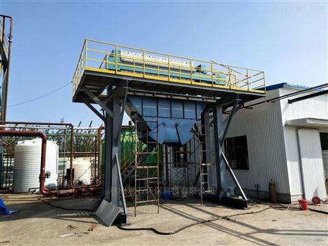 南京污泥池泥浆处理矿山破碎泥浆压干机