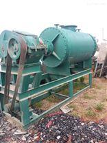 轉讓二手1噸不銹鋼耙式真空干燥機加熱