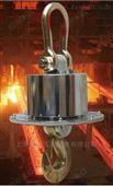 冶金厂高温电子吊秤,抗热源辐射耐高温吊秤