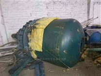 大量回收二手2吨3吨电加热搪瓷反应釜