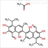 醋酸棉酚|12542-36-8|原料药