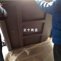 醴陵市3吨小型花纹板地磅1吨2吨地磅
