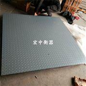 醴陵市3吨电子地磅秤厂家直销