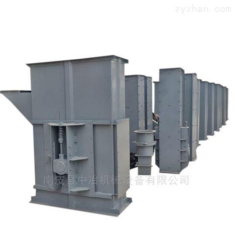 中冶供应粮食专用提升机提升范围广使用安全