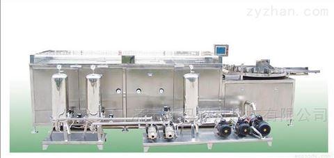 大产量全自动超声波口服液洗瓶机