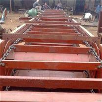 煤场专用铸石刮板输送机 运行稳定 结构简单