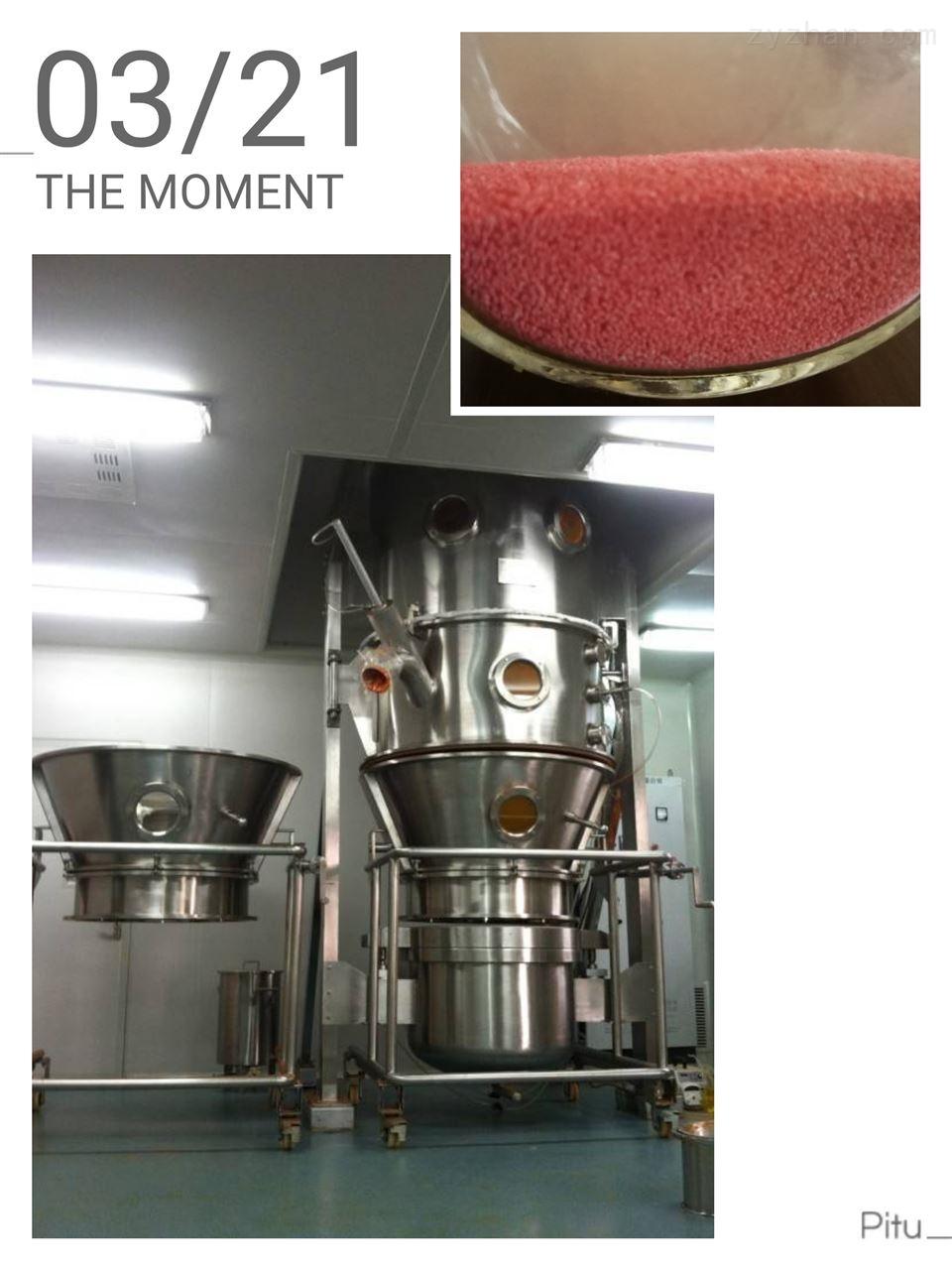 高效制粒干燥机