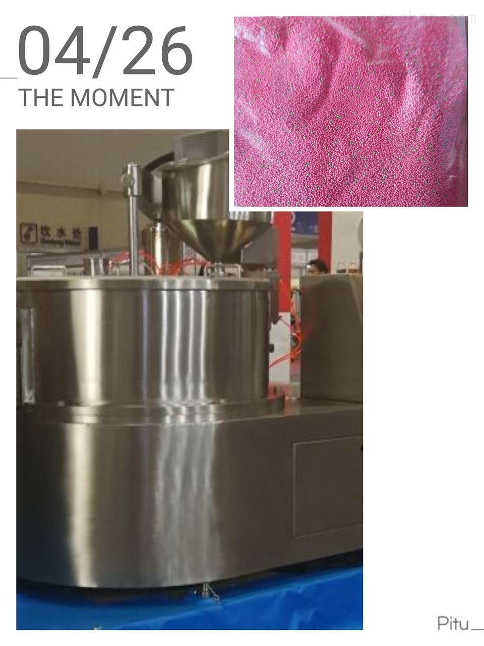 造粒包衣机