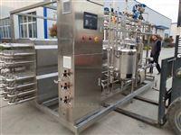 3吨4吨二手uht列管式超高温杀菌机