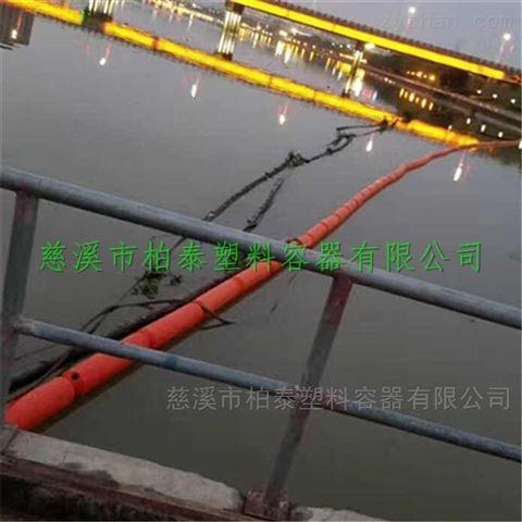 山东管道清淤塑料浮体60*1米塑料挂水泵管道