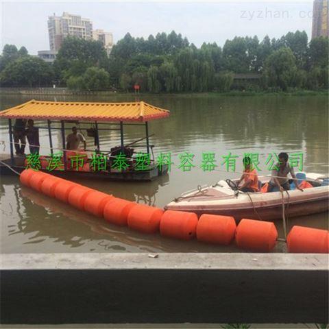 厂家供应抽沙船浮筒 管道拦河道水库浮筒