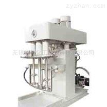 高粘度膠水三軸分散攪拌機