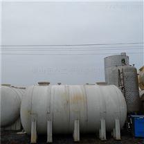 二手20吨聚丙烯卧式储罐