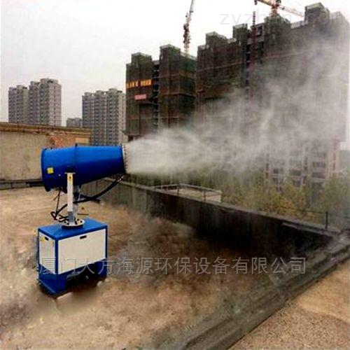 DFHY-wp-30-高射程除尘雾炮机除尘半自动喷雾机