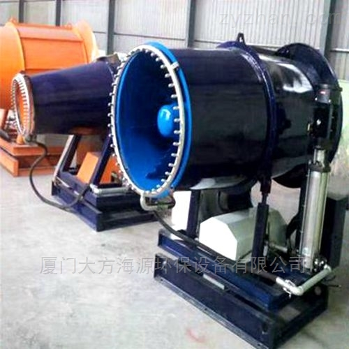 DFHY-wp-30-除尘遥控喷雾机工地林场除尘雾炮机