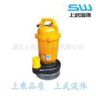 WQD型不锈钢污水潜水泵 无堵塞潜水电泵