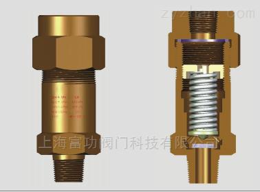 安全阀11GG16MN-TF SIZE1IN 2.35MPA