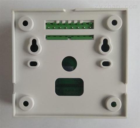 网络网线专用rj45接口温湿度传感器 poe供电