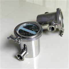 不锈钢空气阻断器|卫生级防倒用途