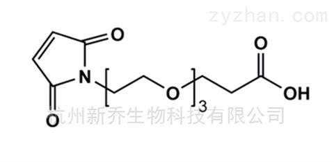 518044-40-1 MAL-PEG3-COOH小分子PEG链接剂