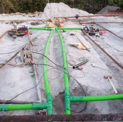 韶山市加油站热塑性燃油复合管