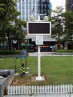 招商广场空气质量实时监测系统