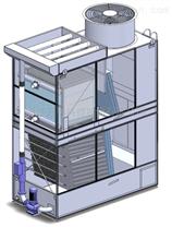 萬享ORC用板片蒸發式冷凝器